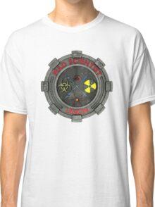 Mad Scientist Union Logo 3D Classic T-Shirt