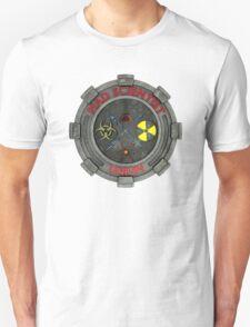 Mad Scientist Union Logo 3D Unisex T-Shirt