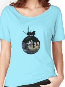 Oil Spill Women's Relaxed Fit T-Shirt