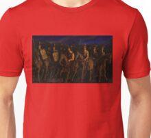 Celtic Raiders at Sunrise Unisex T-Shirt