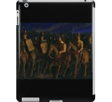 Celtic Raiders at Sunrise iPad Case/Skin