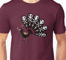 Dark Peacock Unisex T-Shirt