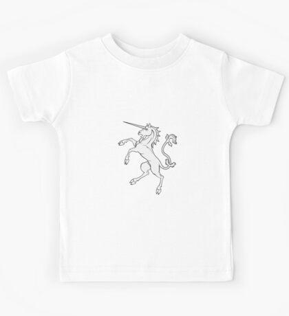 Powerful Unicorn Kids Tee