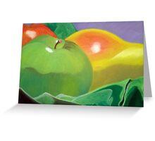 Fruit Still-life Greeting Card