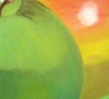 Fruit Still-life Sticker