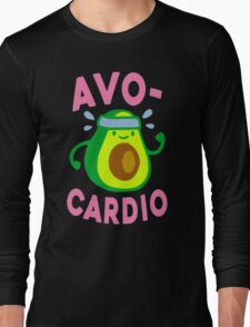 AVOCARDIO Long Sleeve T-Shirt