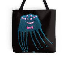 Techno Dance Disco Spider Tote Bag