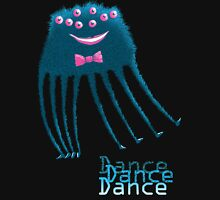 Techno Dance Disco Spider Unisex T-Shirt