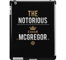 Notorious McGregor | v1 iPad Case/Skin