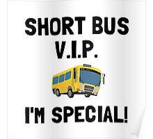 Short Bus VIP Poster