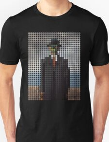 the son of a man magritte surrealism 1900, Benday Dots T-Shirt