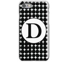 D Bubbles iPhone Case/Skin