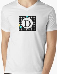 D Starz Mens V-Neck T-Shirt
