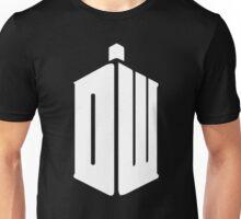 Dr Who DW Unisex T-Shirt