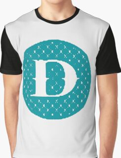 D Spontanious Graphic T-Shirt