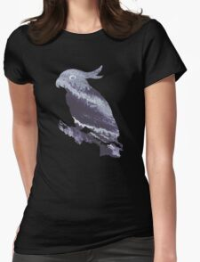 Cockatoo Womens Fitted T-Shirt