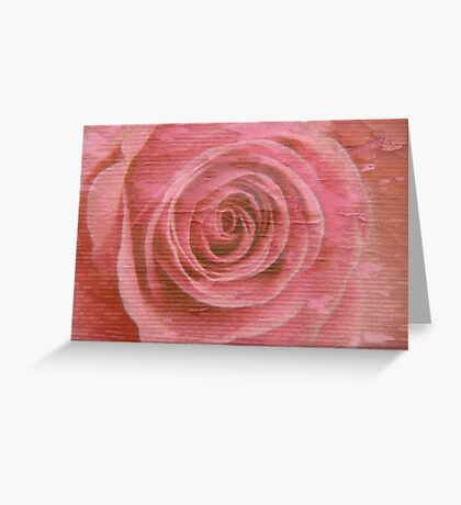 In memory of you. Greeting Card