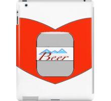 Mmm beer iPad Case/Skin