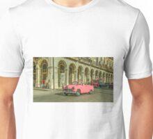 Pink Crestliner  Unisex T-Shirt