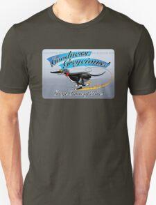 Greyt Paws of Fire! Unisex T-Shirt