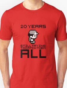 Pokemon 20 Years Anniversary T-Shirt