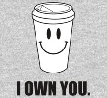 Coffee I Own You One Piece - Long Sleeve