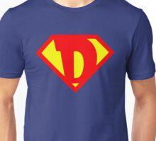 D Super Unisex T-Shirt