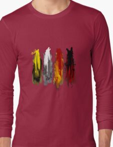 Westeros: Paint Long Sleeve T-Shirt