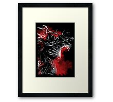 Blood of the Cleric Beast Framed Print