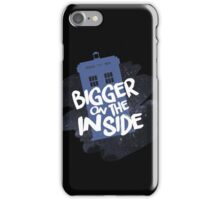 Doctor Who TARDIS iPhone Case/Skin