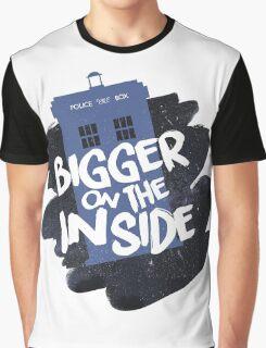 Doctor Who TARDIS Graphic T-Shirt