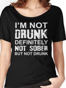 Funny Drinker Women's Relaxed Fit T-Shirt