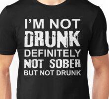 Funny Drinker Unisex T-Shirt