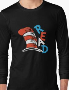READ ACROSS AMERICA DAY  Long Sleeve T-Shirt
