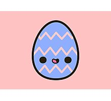 Happy Easter egg Photographic Print