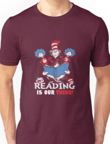 Read Across America Day - 2016 Unisex T-Shirt