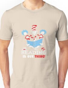 Read Across America Day - 2016 Unisex T-Shirt