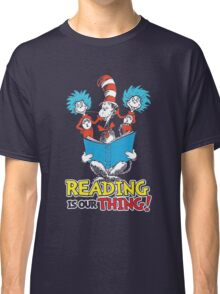 READ ACROSS AMERICA DAY 2016 Classic T-Shirt