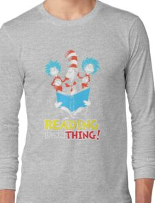 READ ACROSS AMERICA DAY 2016 Long Sleeve T-Shirt