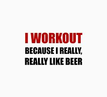 Workout Beer Unisex T-Shirt
