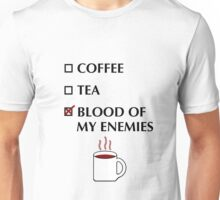 Blood of my Enemies Unisex T-Shirt