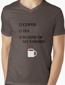 Blood of my Enemies Mens V-Neck T-Shirt