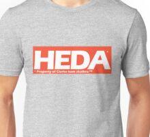 Heda* Property of Clarke kom skaikru Unisex T-Shirt
