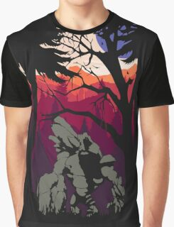 DOTA2: TINY IN THE JUNGLE Graphic T-Shirt