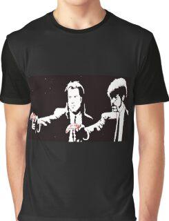 Pulp Fiction Bananas Graphic T-Shirt