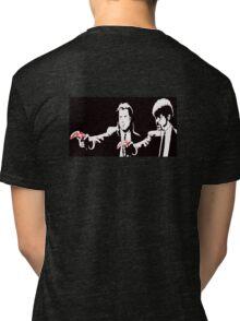 Pulp Fiction Bananas Tri-blend T-Shirt