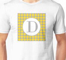 D Checkard Unisex T-Shirt
