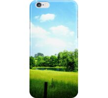 Pond - summer afternoon (2014) iPhone Case/Skin