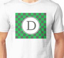 D checkerboard II Unisex T-Shirt