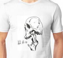 Laughing Skull Unisex T-Shirt